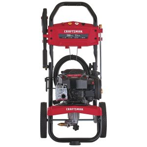 CRAFTSMAN 2800 MAX PSI at 1.8 GPM Gas Pressure Washer with Ready Start