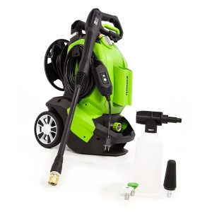 Greenworks GPW1604 Pressure Washer, 1600 PSI