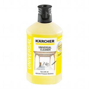 Kärcher 1L, Universal Cleaner Plug and Clean - Pressure Washer Detergent
