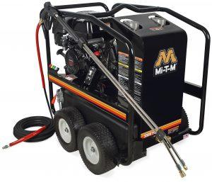 Mi-T-M HSP-3504-3MGH HSP Series Hot Water Pressure Washer