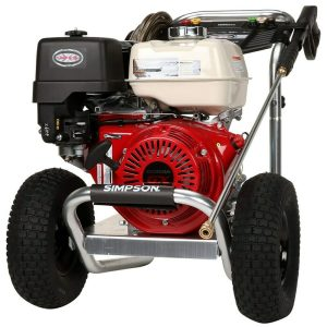 SIMPSON Cleaning ALH4240 Aluminum Gas Pressure Washer Powered by Honda GX390