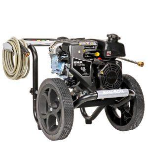 SIMPSON Cleaning MS60763-S MegaShot Gas Pressure Washer Powered by Kohler RH265