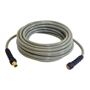 """SIMPSON Cleaning MorFlex 40226- 5/16""""x 50' 3700 PSI Cold Water Replacement/ Extension Hose"""