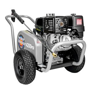 SIMPSON Cleaning Simpson 60205 WaterBlaster 4200 PSI 4.0 GPM Gas Pressure Washer