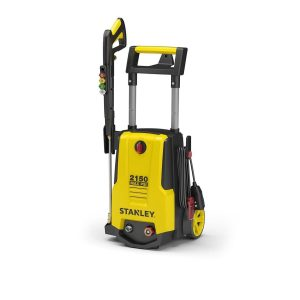 Stanley SHP2150 Electric Pressure Washer with Spray Gun, Quick Connect Nozzles Foam Cannon