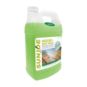 Sun Joe SPX-HDC1G House and Deck All-Purpose Pressure Washer Rated Concentrated Cleaner
