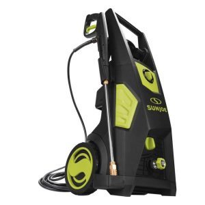 Sun Joe SPX3500 2300 Max Psi 1.48 Gpm Brushless Induction Electric Pressure Washer