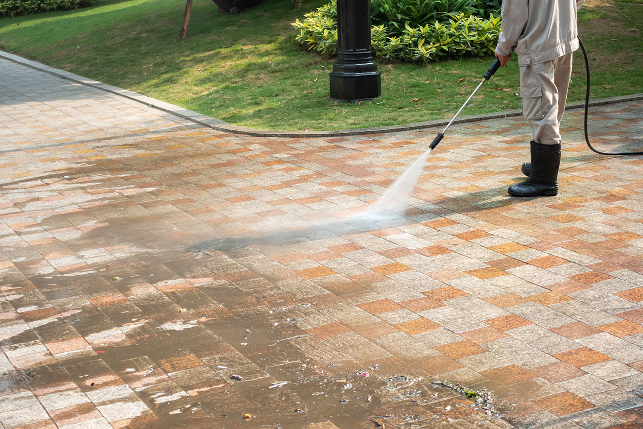 Practical Ways Of Driveway Cleaning