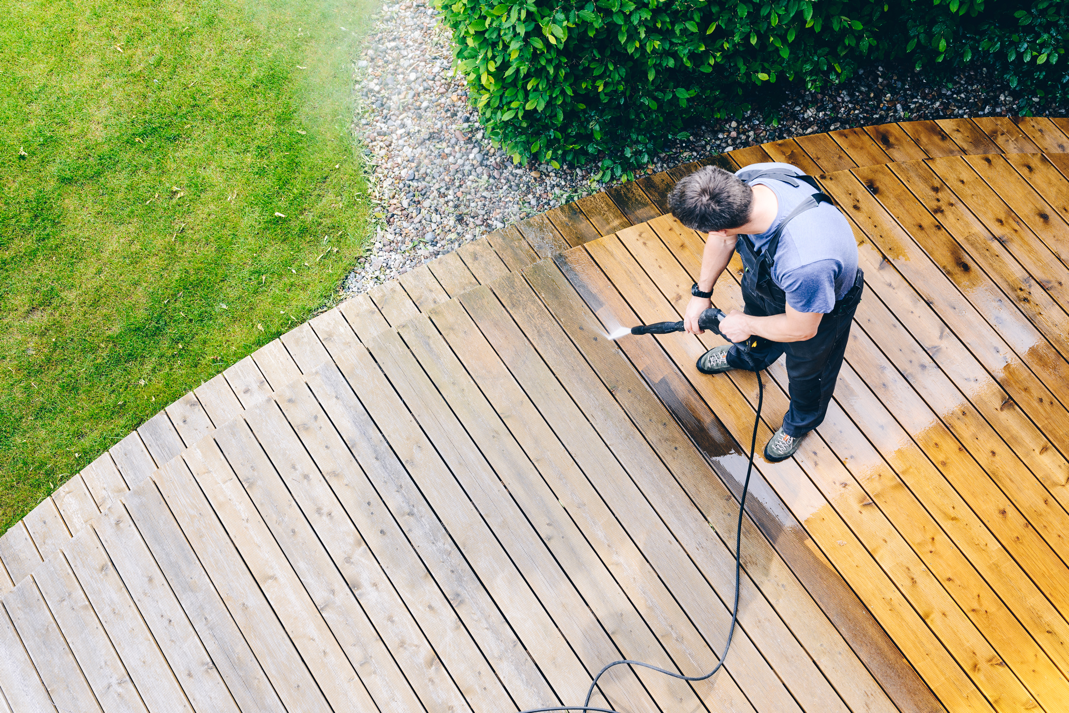 The Facts of Pressure Cleaning
