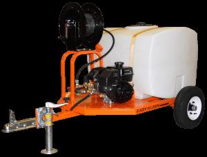 Easy KLEEN RVWASH Trailer 2700 PSI 6.5HP Kohler Engine